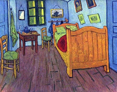 Es War Vincents Fruchtbarste Schaffensperiode Mit Der Entstehung Seiner  Heute Berühmtesten Bilder. So Malte Er Im April Die Serie Blühender  Obstbäume, ...
