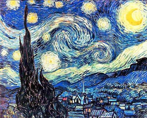 dem leben und werk vincent van goghs nur durch seinen lebenslauf gerecht zu werden ist so unmglich wie die bloe beschreibung seiner maltechnik und der von - Van Gogh Lebenslauf